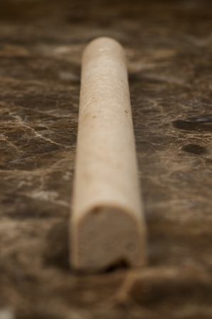 Classic Travertine Molding 1x12