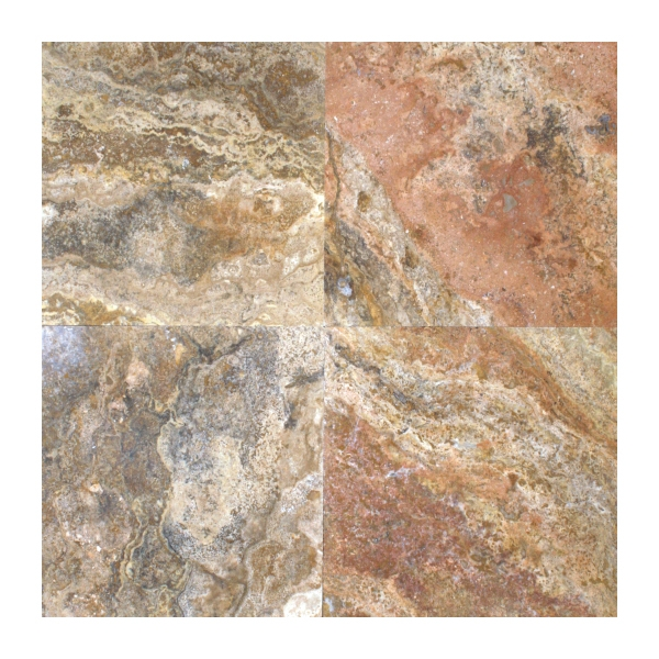 Scabos H/F Travertine