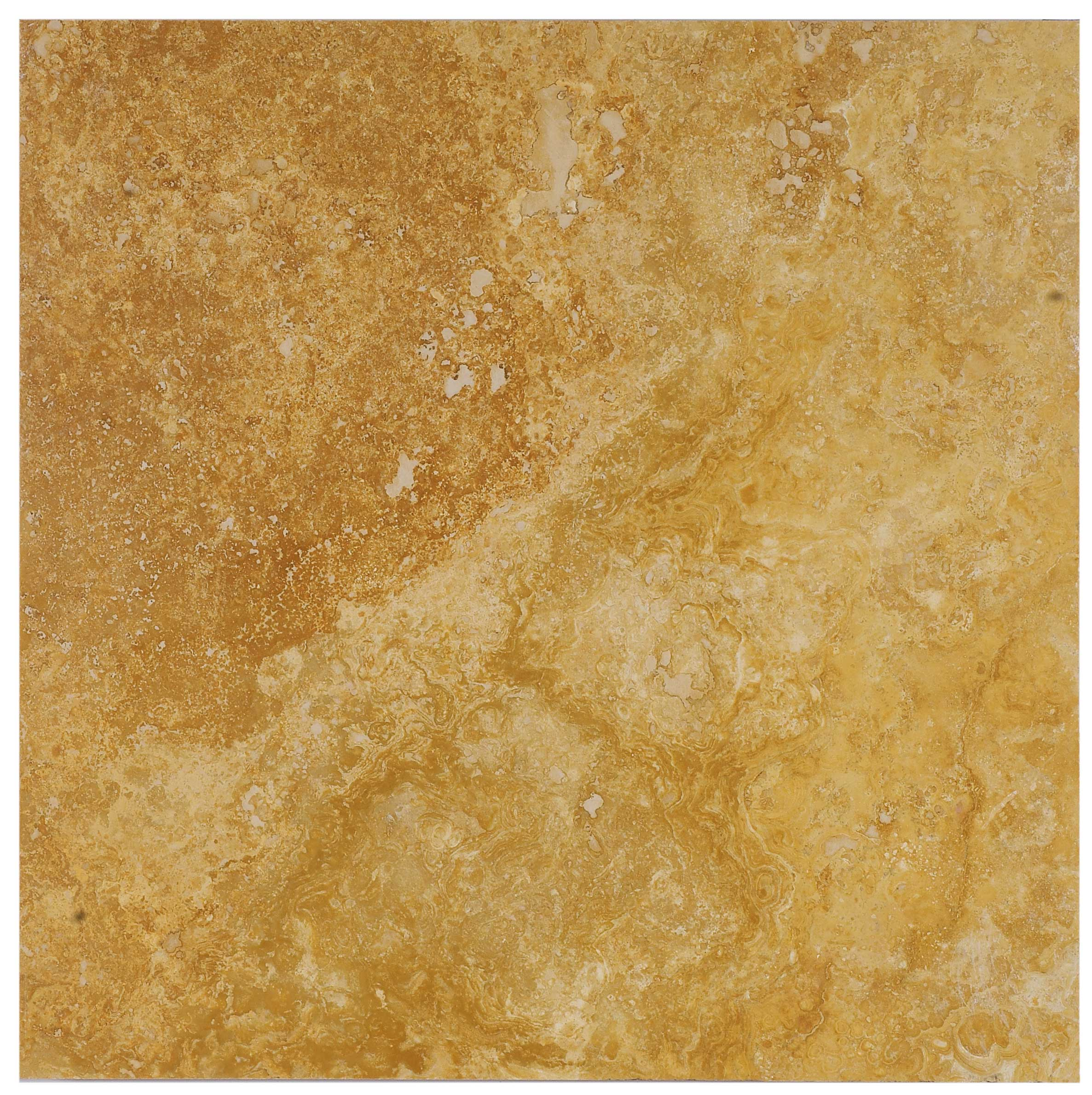 Gold H/F Travertine