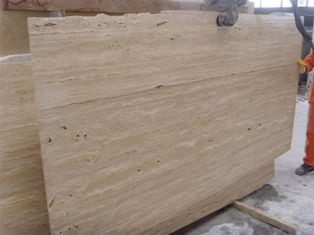 Light Vein Cut Slab