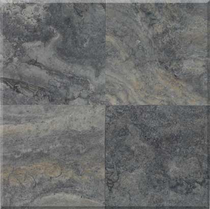 Silver H/F Travertine